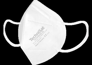 TECHNIMASK XS, Weiß
