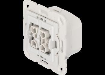 Roller shutter flush mount, G