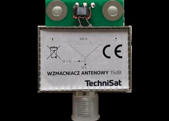 Wzmacniacz DVB-T/T2 do anteny kierunkowej