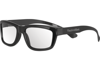 3D-Brillenset passiv (2 Stück)
