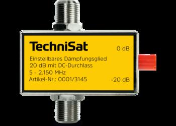 Adjustable attenuator
