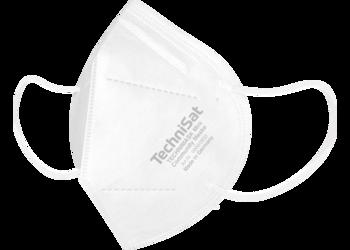 TECHNIMASK Mini, Weiß