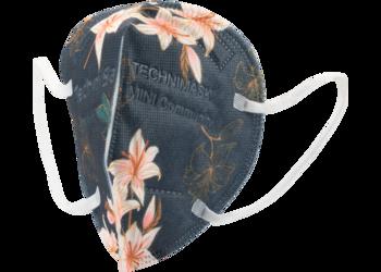 TECHNIMASK Mini, Muster Blumen