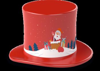TECHNIFANT Hütchen Weihnachtszauber