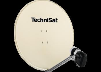 SATMAN 850 PLUS z 40 mm Quatt-Switch-LNB